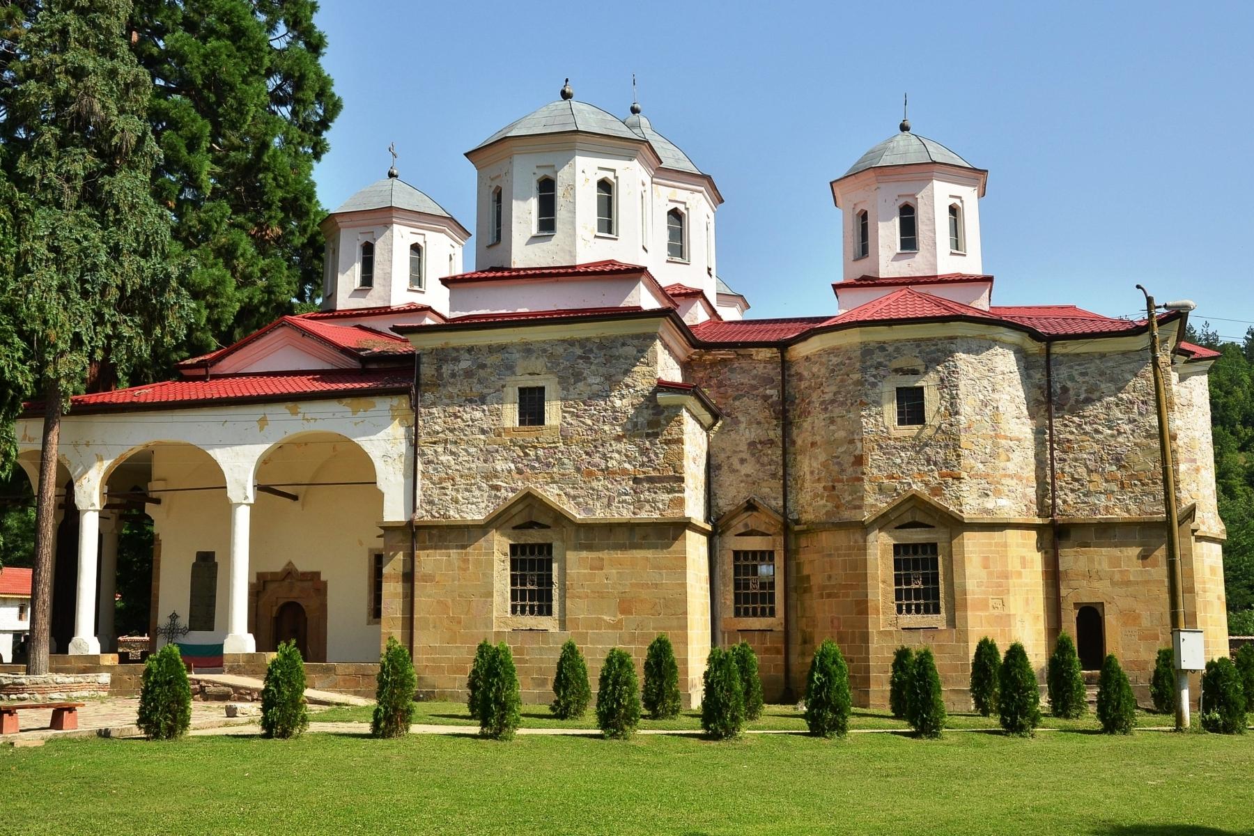 Снимка: www.lopushanski-manastir.bg