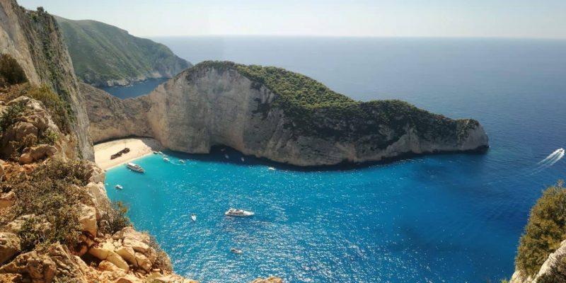 Закинтос, Гърция