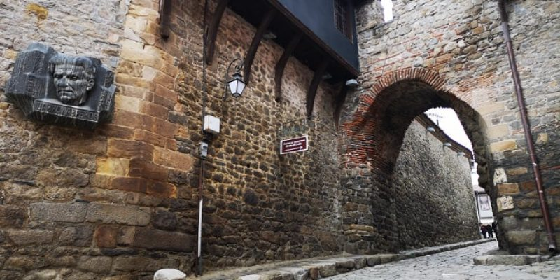 Пловдив Стария град, България