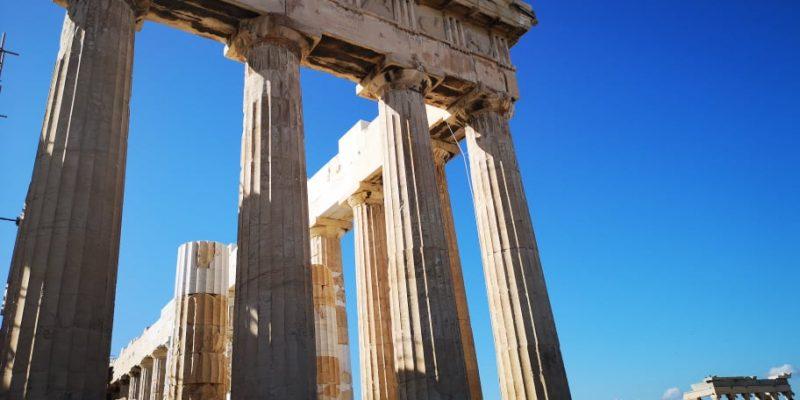 Акропол, Гърция