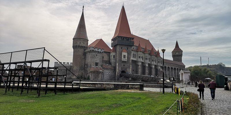 Замък Хуняди, Хунедоара - Румъния